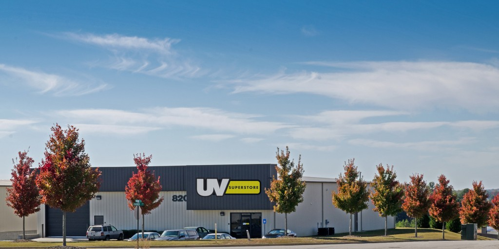 UV Superstore Building Photo