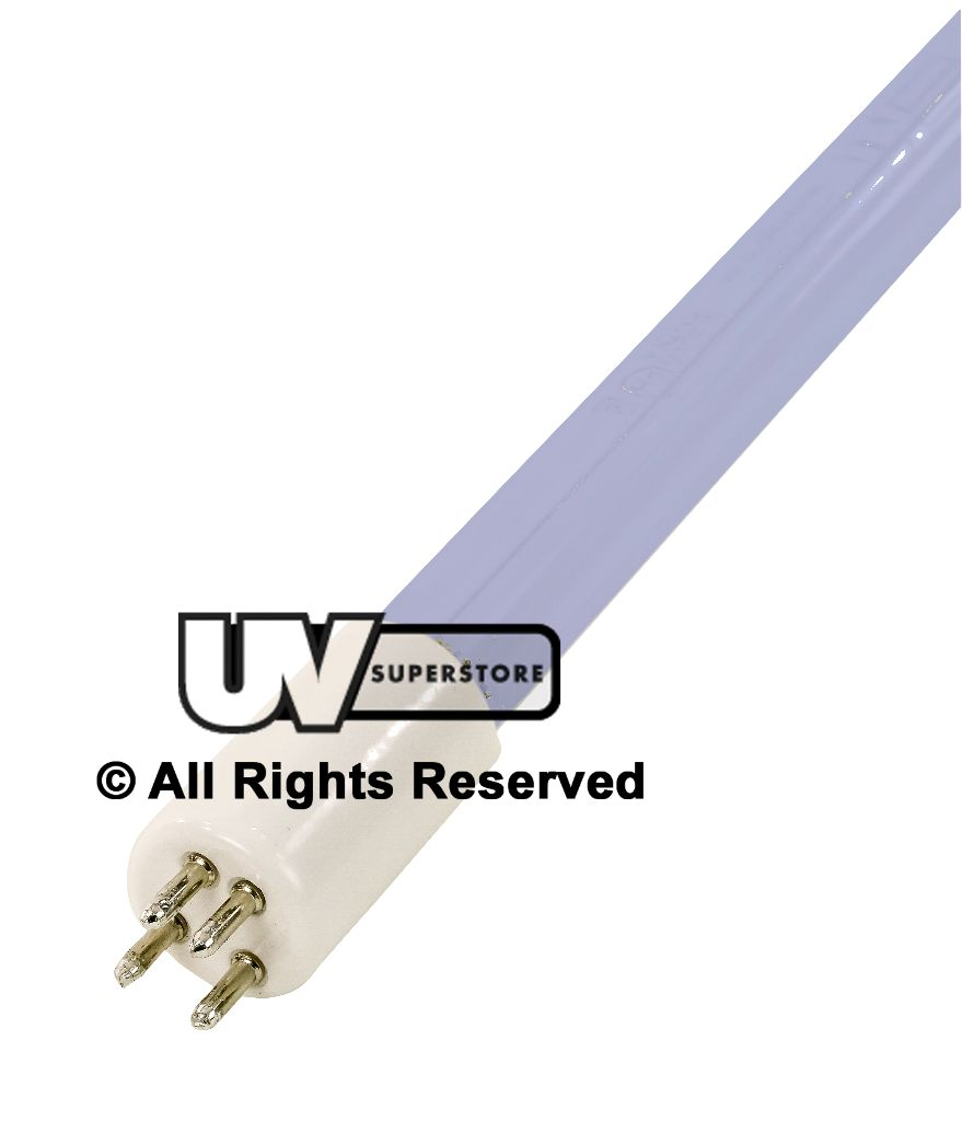 Gv 5843 4h Replacement Uv Lamp 185nm Uv Superstore Inc