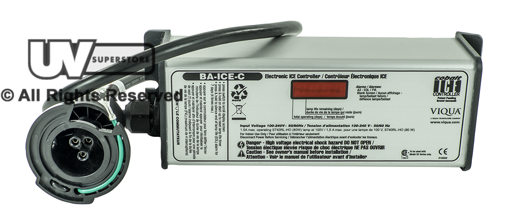 Ba Ice C Replacement Electronic Ballast 100 240v
